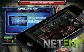 Attraction is New Net Ent Slot