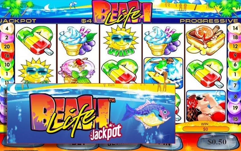 Playtech Celebrates as Beach Life Jackpot Won