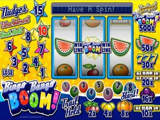 Bingo Bango Boom Slot Machine - Play this Video Slot Online