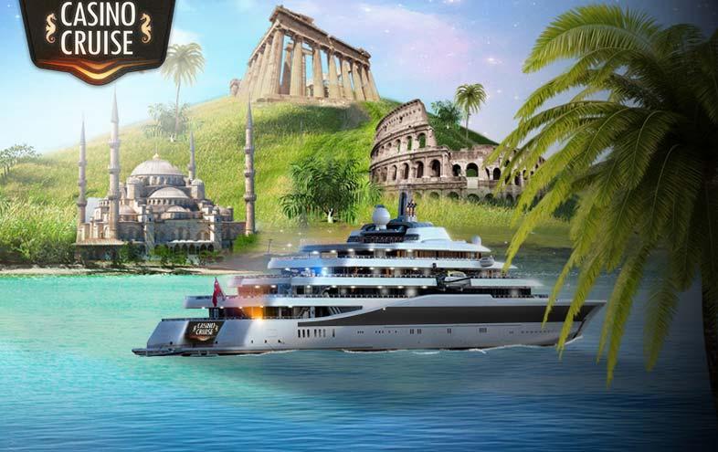 Win Luxury European Holiday with Casino Cruise