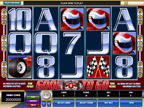 Play Good to Go Slot for Real Money