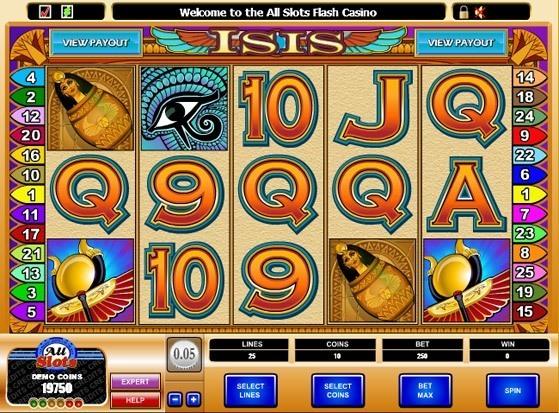 isis casino