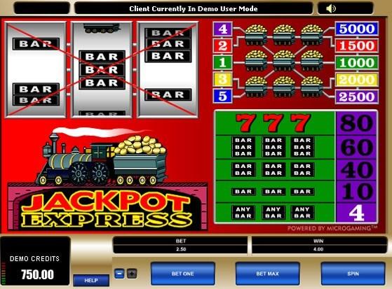 casino slots express