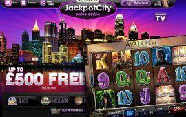 Avalon II Slot Launches at Jackpot City Casino