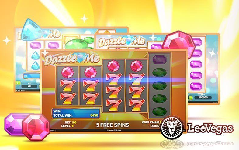 Dazzling Promotions at LeoVegas Casino