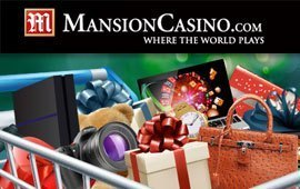 New Loyalty Points Promotion at Mansion Casino