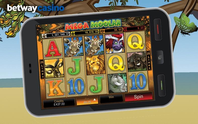 Big Jackpot Hit At Microgaming Casino on Mega Moolah Slot