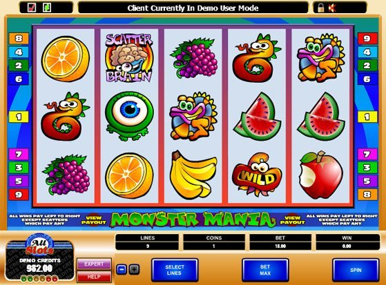 Monster Money Slot - Play Now for Free or Real Money