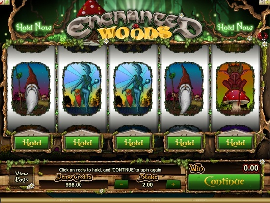 Play Enchanted Woods Slot for Real Money