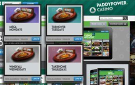 New Promotions at Paddy Power Casino