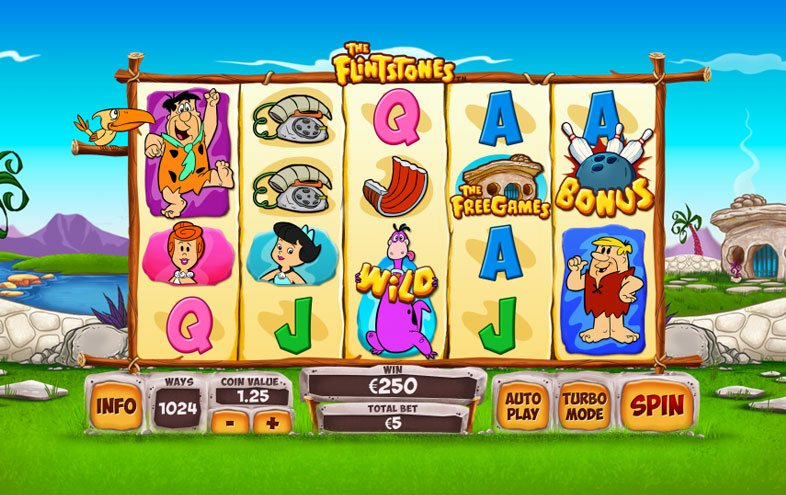 New Flintstone Slot Set to Launch Soon