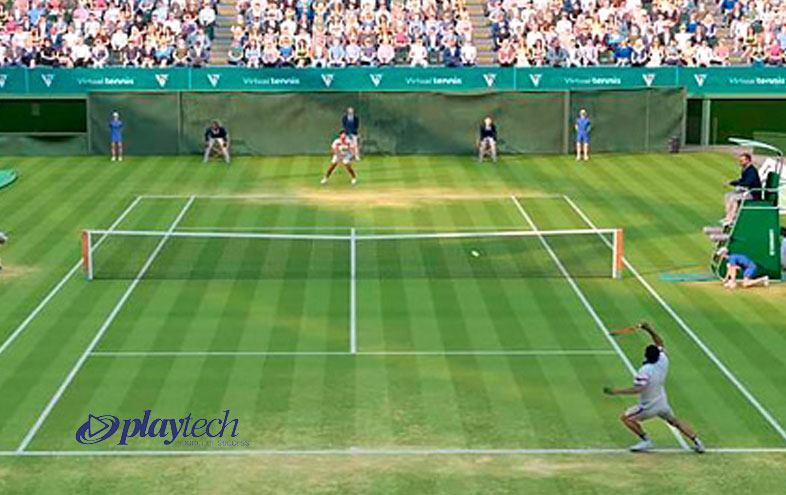 Playtech Unveils New Virtual Tennis Product