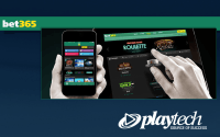 Bet365 Goes Live with Playtech App
