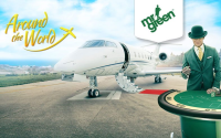 Fly to Exotic Locations with Mr Green Casino