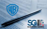Scientific Games Inks Premium Deal with Warner Bros