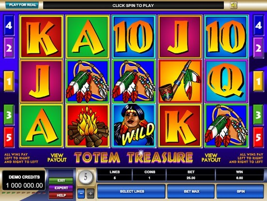 Totems Wild Slot - Play Now for Free or Real Money