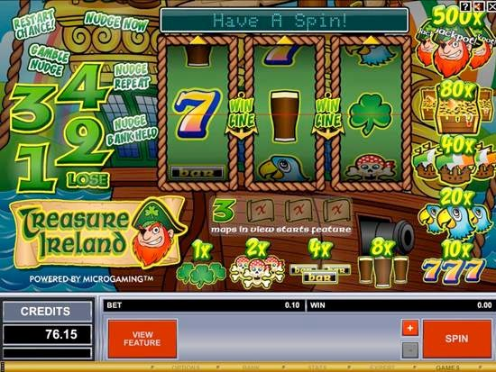 Treasure Trove Slot - Play Online & Win Real Money