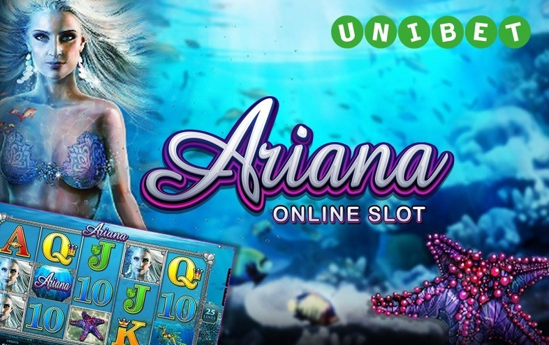 Unibet Casino Offers Free Spins on Ariana Slot