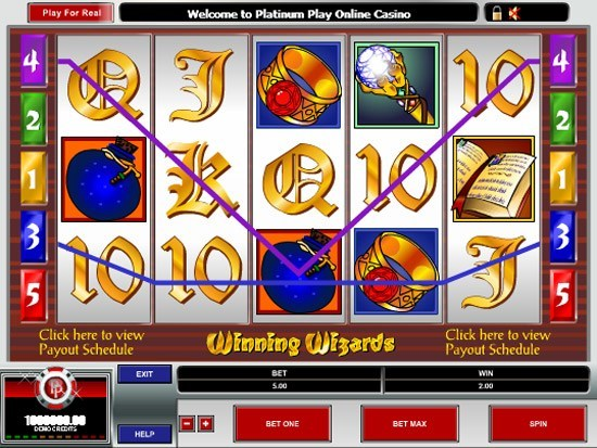 slot game online wizards win